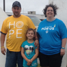 Ovarian Cancer Canada Walk of Hope Foster Family